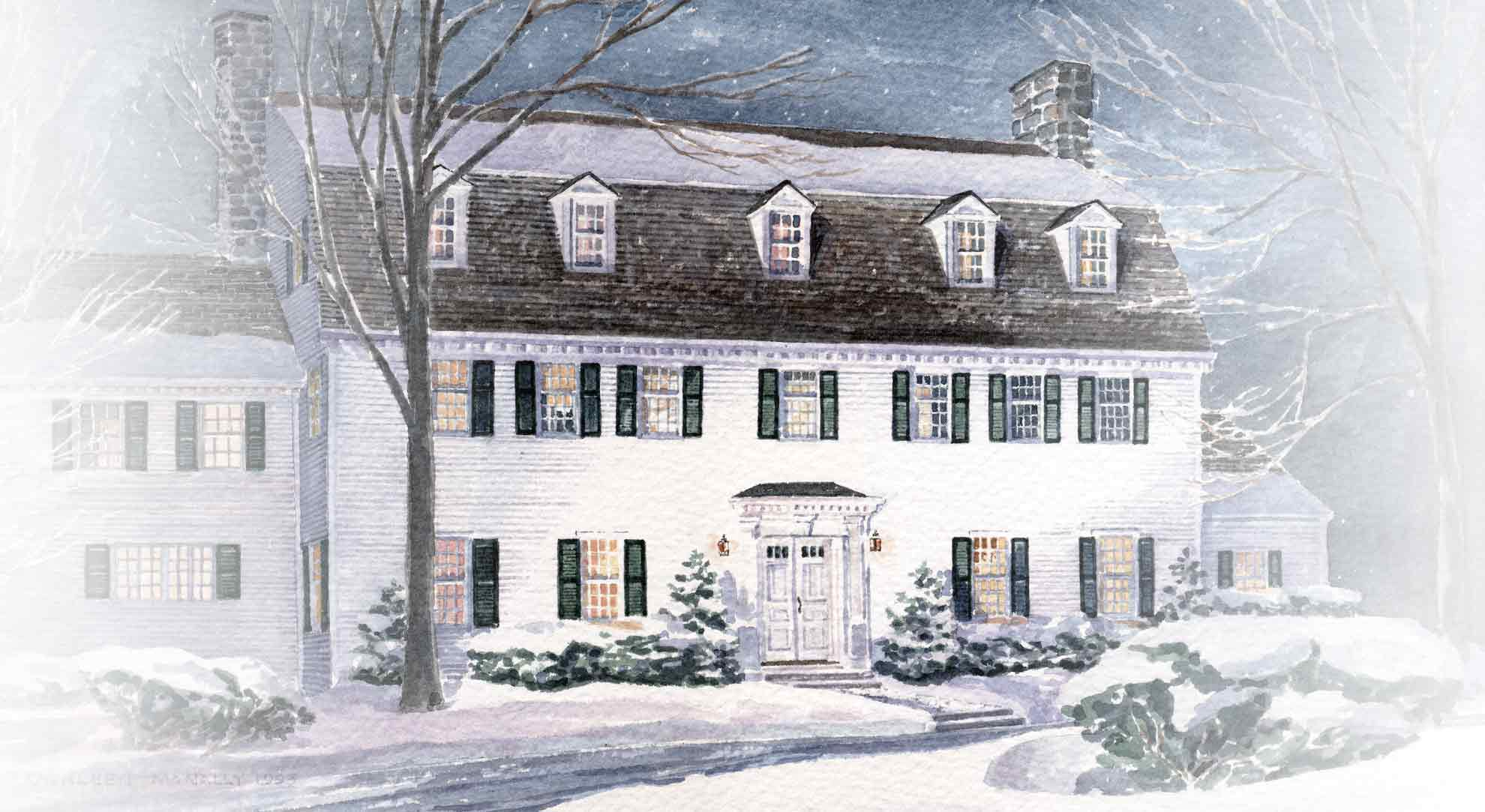 Adair Country Inn and Restaurant, Bethlehem, NH, lodging and cozy ...