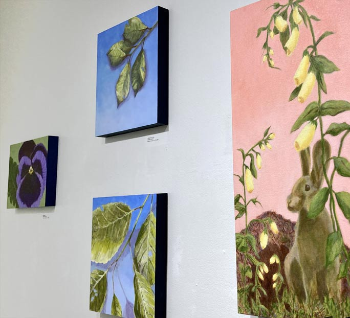 Artworks by Kathie Lovett