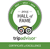 Hall of Fame Trip Advisor