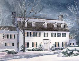 Adair Inn Winter